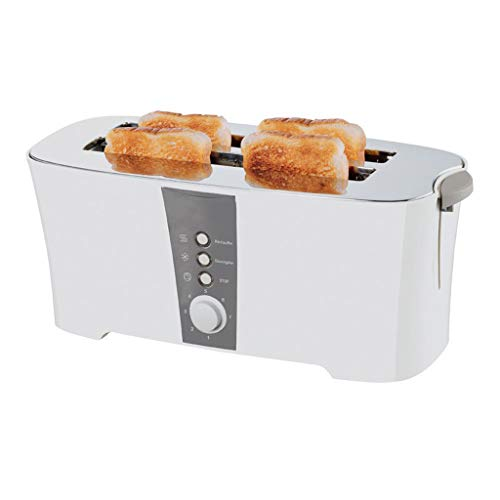 WZY-Toaster 2 Bis 4 Scheiben, Frühstückstoast, Haushalt Und Gewerbe Gegrillte Automatische Bombe
