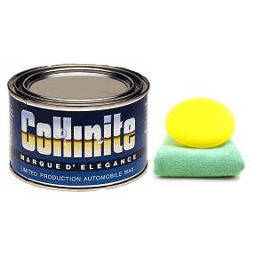 Preisvergleich Produktbild Collinite Marque D 'Elegance Carnauba Paste Wax # 915Combo
