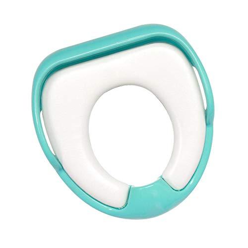 TODAYTOP Toilettenaufsatz für Kindertoilette, Kunststoff, mit Ring I