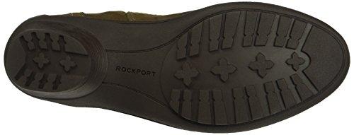 Rockport RAVEN WATERPROOF RILEY CH INTL, Bottes Courtes femme Gris (stone)