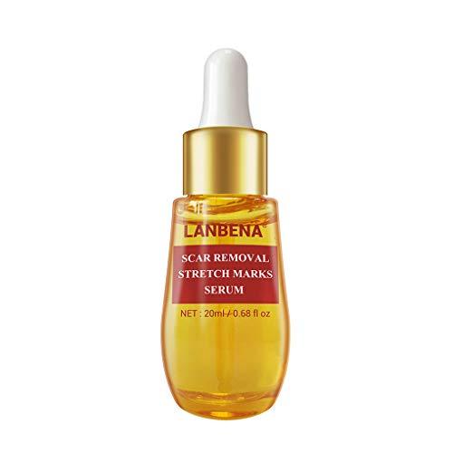 Sunlera LANBENA Narbe Entfernung Dehnungsstreifen Serum Haut Reparieren Essence Whitening Moisturizing Skin Care -