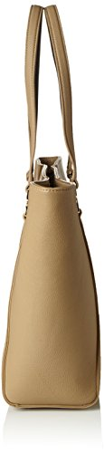 Tommy Hilfiger Fashion Novelty Perf, Sacchetto Donna, 13 x 31 x 33 cm (b x h x t) Multicolore (Sand / Black)
