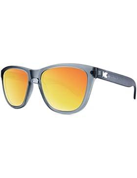 Gafas de sol Knockaround Premium Frosted Grey / Red Sunset