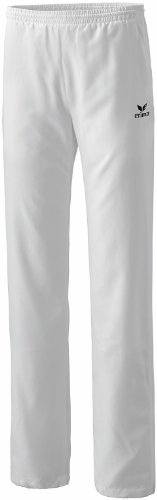 Erima Damen Präsentationshose Miami, weiß, 38L, 110239
