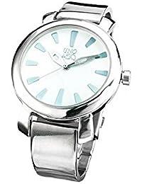 Reloj Uno de 50 Cuenta Atrás REL0136BLNMTL0U Mujer Blanco
