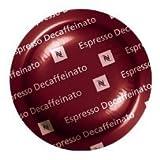 Nespresso Pro Capsules Pods - 50x Espresso Decaffeinato - Original - for commercial machines