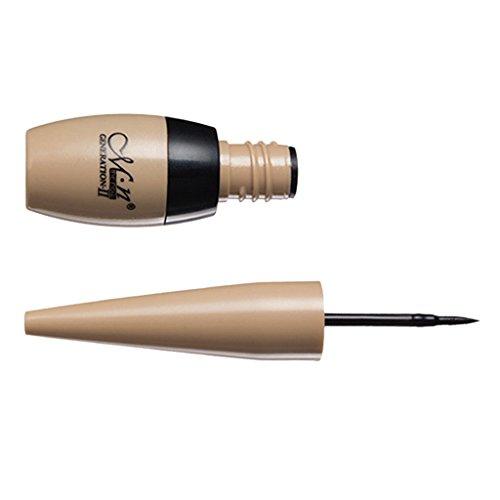 Sharplace Etanche Eyeliner Noir Gel Eye Liner Stylo Crayon Eye-liner de Yeux Maquillage Longue Durée