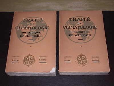 Broché - Traité de climatologie biologique et médicale