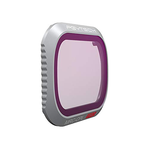 LCLrute Hohe Qualität Für DJI Mavic 2 Pro Drohne Zubehör ND4 CPL UV Wasserdichte Kamera Objektiv Filter (CPL)