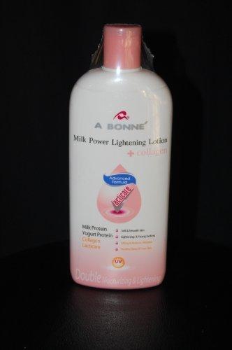 A Bonne A Bonne Milk Power Lighting Lotion + Collagen