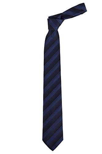 BOSS Krawatte T-Tie 7,5 cm 50324656 Herren, Blau, ONE SIZE