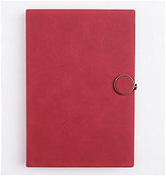 Exercice Suede Soft Feel Notebook Journal personnel Carnets et et et revues Paper Books pour Office School (Rouge) pour le bureau B07GBNP1NJ | Un Prix Raisonnable  25362b