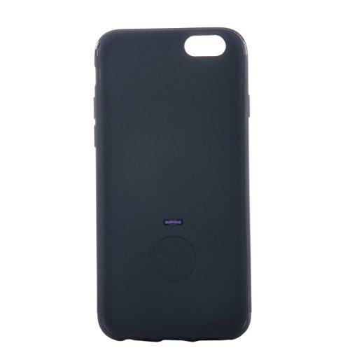 Phone case & Hülle Für iPhone 6 / 6s, Ultra dünner weicher TPU schützender rückseitiger Abdeckungs-Fall mit Ring-Halter-Standplatz ( Color : Pink ) Purple
