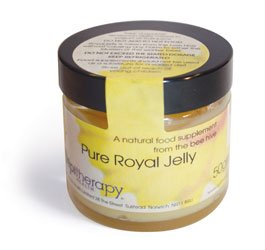 Pure Fresh Royal Jelly (50g) Free UK Delivery. by Purely For You