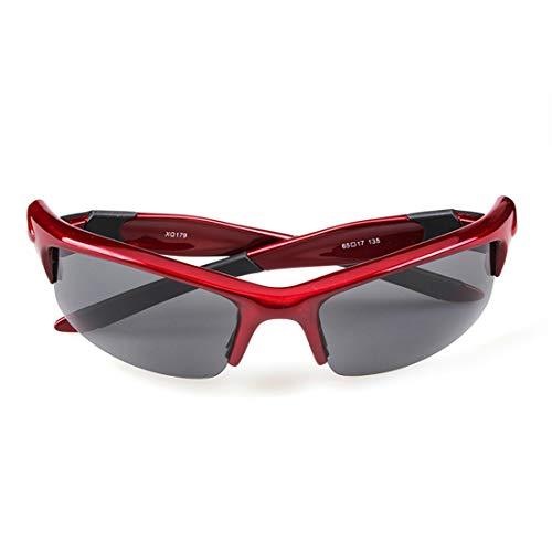 Polarisierte Sonnenbrille mit UV-Schutz Persönlichkeit Polarisierte Sport Sonnenbrille Männer Frauen Für Outdoor Radfahren Baseball Laufen Angeln Golf Klettern. Superleichtes Rahmen-Fischen, das Golf