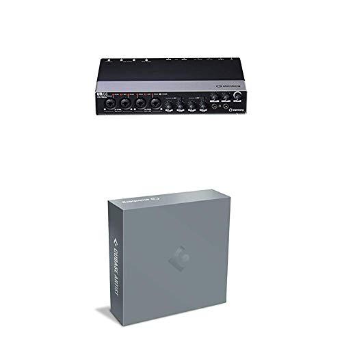 Steinberg UR44 Audio Interface with Cubase Artist 10 Software Upgrade (6 Artist Cubase)