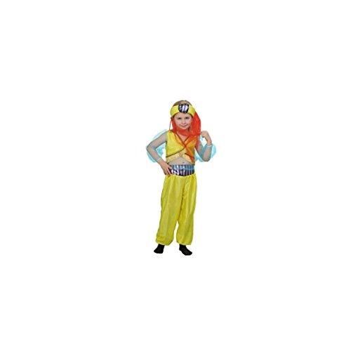 Boys Toys - Disfraz princesa árabe talla 3-4 años