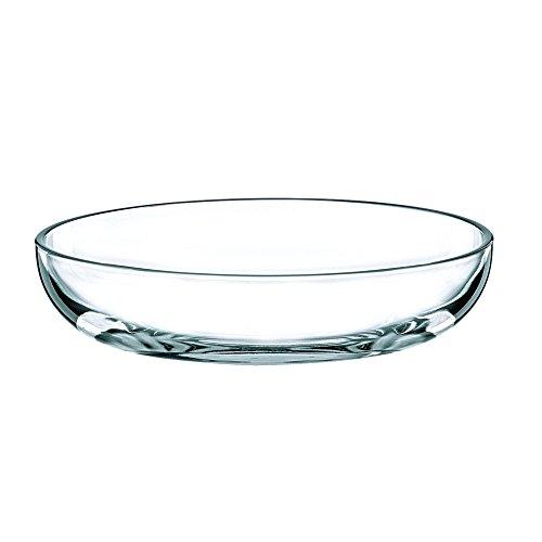 Spiegelau&Nachtmann, 3-er Teller-Set, Kristallglas, Größe: 16 cm, Vivendi à la Carte, 0081465-0