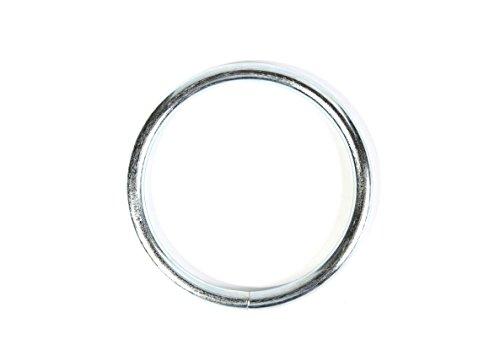 Koch Industries 2800261großem geschweißtem Ring mit 0.26-inch Dicke und 2IG Durchmesser, zink vergoldet Finish