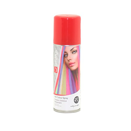 Auswaschbares Haarspray 125ml blau grün lila orange pink rot schwarz silber weiß Hair Clour Spray (Hair Orange Spray)