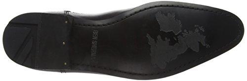 Ben Sherman Enox Chelsea Boot, Bottes Classiques homme Noir (Black)