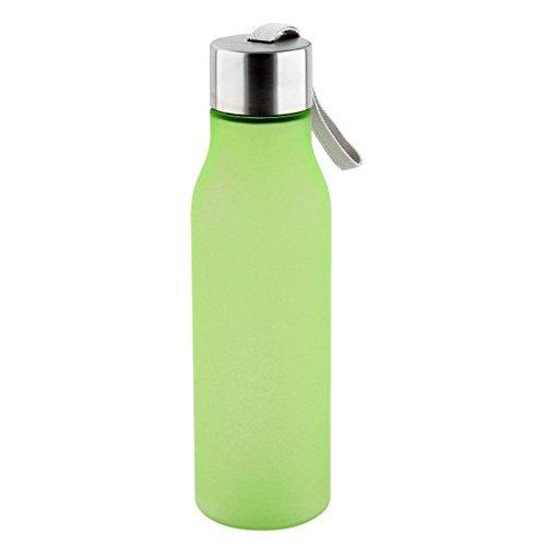 ußen Frosted Wasserflasche, Becher Tragbarer Fruchtsaft, Radfahren Laufen Cup, Camping Wandern Kettle 570ml ()