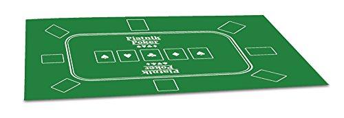 Piatnik 30963 - Poker Tischauflage 60 x 90 cm