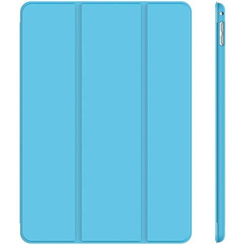 Pad Mini 4, Schutzhülle mit Ständer Funktion und Auto Schlafen/Wachen, Blau ()
