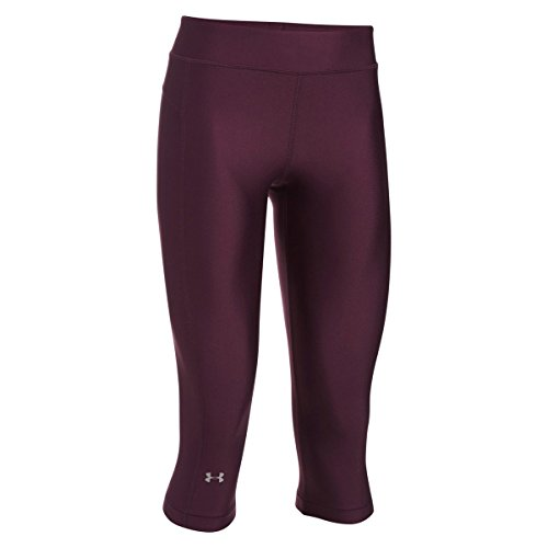 Under Armour Women's Ua Heatgear Capri