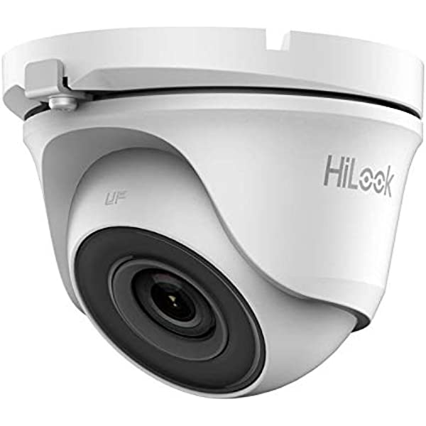 HiWatch THC-T120-M Turret CCTV Cámara de 2,8 mm: Amazon.es ...