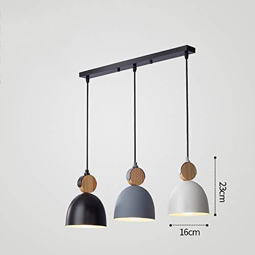 Zoom IMG-3 lampadario in stile nordico lampada