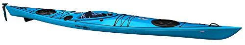 Point65 Seacruiser Seekajak, Farbe:Blau;Ausstattung:Mit Skeg/Ruder und Air Sitz