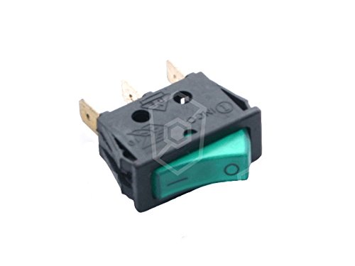 Interruptor basculante para cafetera animo, FriFri, fimar, Ice Matic 250V 16A 1pines...
