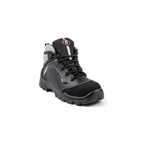 Chaussures de sècurité avec protection pour les cheville AN - Safety Shoes Today