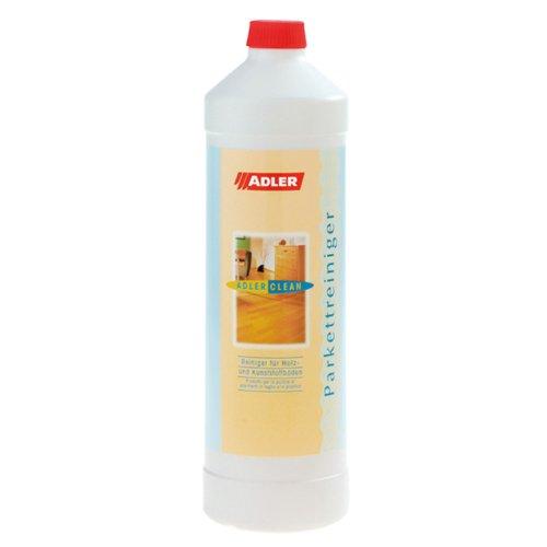 Clean-Parkettreiniger 1l - Reiniger Reinigungsmittel für Parkett Böden (Und Holz Boden Laminat Reiniger)