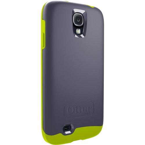 OtterBox Symmetry Series, Schutzhülle für Samsung Galaxy S4, lime - Iphone Otterbox Fälle 5s