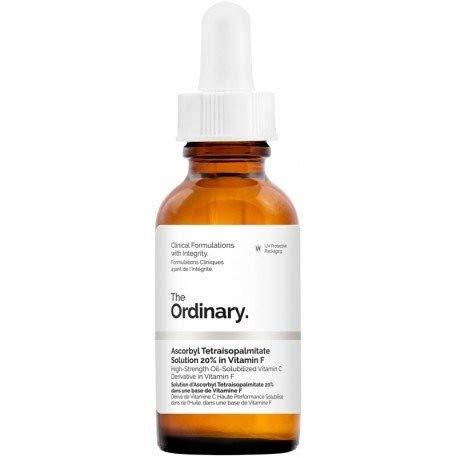 The Ordinary - Soluzione di Ascorbil-Tetraisopalmitato al 20% in Vitamina F (30ml)