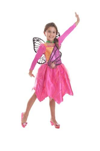 Imagen de christys ca13731v3 m  disfraz de mariposa de barbie, talla 5 7 años