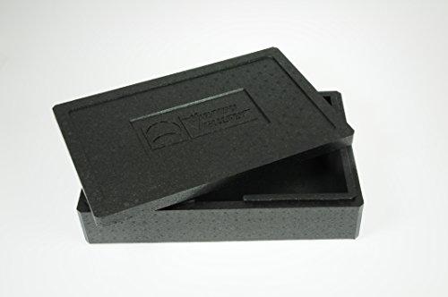 Isolier- und Transportbox für Blechkuchen - Nutzhöhe 8,5 cm