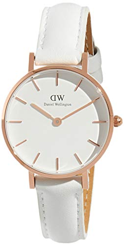 Daniel Wellington Unisex Analogue Quartz Watch with Leather Strap DW00100249