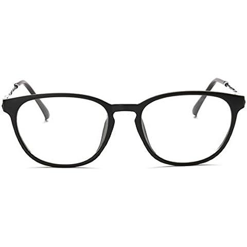 Retro Fashion Glasses Women Eyewear Vintage Clear Lens Frame Metal Legs High Quality Unisex Plain Glasses Eyeglasses