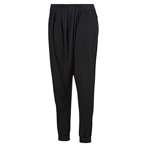 Puma Pantalon Transition drapey Femme W Gris - Gris
