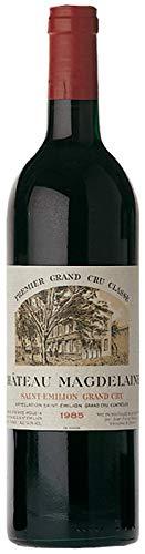 Château Magdelaine Rotwein aus Frankreich Château Magdelaine 1er Grand Cru Classé 2011 (1 x 0,75 Liter)