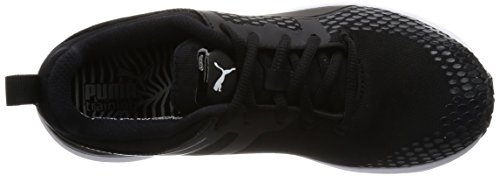 Puma Pulse Xt V2 3-d New Wns, Chaussures de fitness femme Noir - Schwarz (black-white 03)