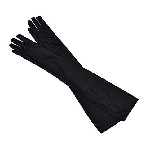 Masterein Sommer-Frauen Ultra Lange Spandex Handschuhe Fahren Riding Arm Sonnenschutz Handschuhe Arme Schutz Thin Version - Spandex Hat