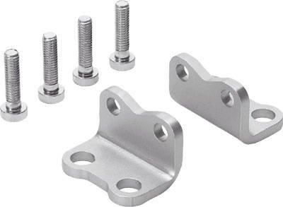 HNA-25 (537240) Fußbefestigung Bau-größe:25 Produktgewicht:90,00g Basierend auf Norm:ISO 21287