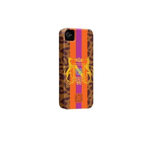 Case-Mate CMIMMC050151 Iomoi iPhone 4/4S UBUD Leopard