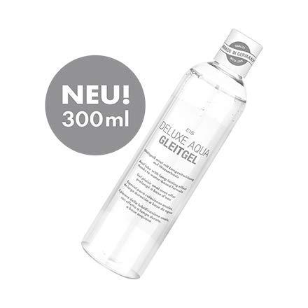 EIS, Lubricante anal Deluxe Aqua, efecto larga duración, base acuosa, 300ml