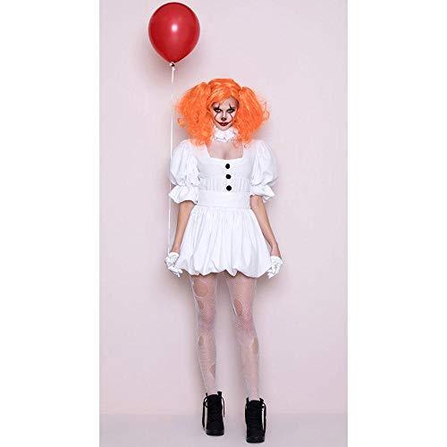 Halloween Frau Cosplay Vampir Braut Clown Kleid Bühnenshow Clown Wieder Seele Halloween Kostüm, Bild, Farbe, - Zombie Braut Kostüm Bilder