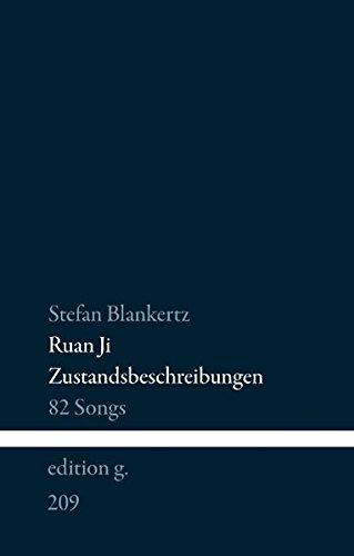 Zustandsbeschreibungen: 82 Songs